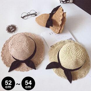 お子様の日射病予防に!かわいくて機能的な麦わら帽子ランキング≪おすすめ10選≫の画像