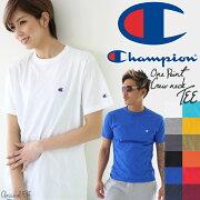 チャンピオン Tシャツ シリーズ ワンポイント デザイン レディース ベーシック