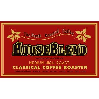 CCRハウスブレンドコーヒー豆8.8oz(250g)