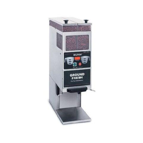 BUNN BrewWISE専用コーヒーカッター G9-2TDBC 単相100V