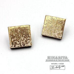 【KINARIYA/キナリヤ】ピアスP-113