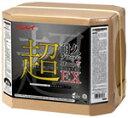 リンレイ 超耐久プロつやコートVEX(18L)【業務用 樹脂ワックス ツヤブイ】