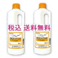 【トイレ尿石除去剤】デオライトL1kg2本小便器つまり除去液送料無料(沖縄、離島除く)【業務用】