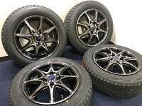 送料無料165/65R14スタッドレスホイール&タイヤセット