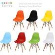 【送料無料】イームズチェア DSW 椅子 いす イス ダイニングチェア eames