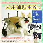犬用補助車輪Mサイズ1
