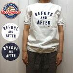 グッドウェアリブクルーネックポケット付きロゴプリントTシャツ半袖レディースメンズGOODWEAR