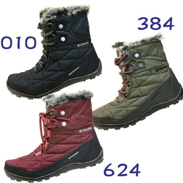 ブーツ, その他  Columbia Minx Shorty III 5961 010 384 624 3
