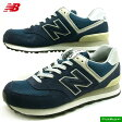 ニューバランス New Balance ML574 VN クラシック ランニングシューズ 紺 0574 【あす楽_土曜営業】【RCP】