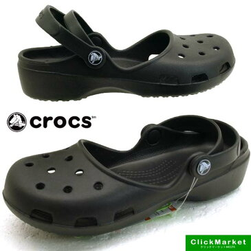 クロックス crocs karin clog 202494-001 Black カリン クロッグ サンダル レディース