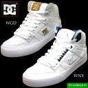 【ラストワン価格】【アウトレット品返品不可】ディーシー DC Shoes SPARTAN HIGH WC SE SN 172018 スパルタン ハイ WGD WNY メンズ