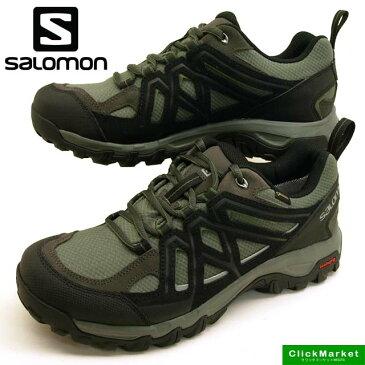 サロモン SALOMON EVASION 2 GTX 393586 ゴアテックス ハイキング ウォーキング 防水 透湿 メンズ