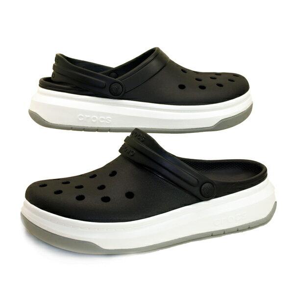 サンダル, コンフォートサンダル  crocs Crocband Full Force Clog 206122-066