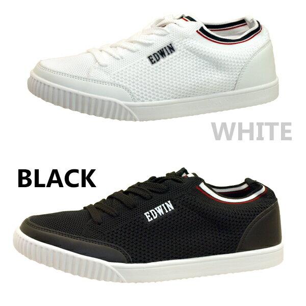 メンズ靴, スニーカー  EDWIN EDW-7037