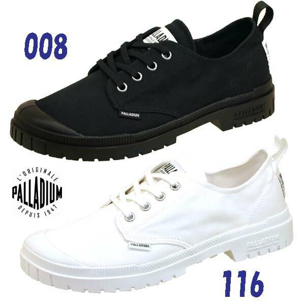 メンズ靴, スニーカー  PALLADIUM PAMPA SP20 LOW CVS 76837 008 116