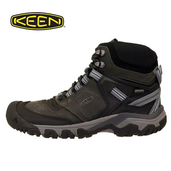 登山・トレッキング, 靴・ブーツ  KEEN RIDGE FLEX MID WP M 1024911