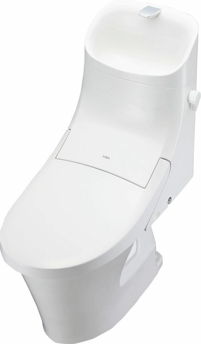 LIXIL/INAX一体型便器ベーシア フチレス BA1グレード手洗付 アクアセラミックYBC−BA20S+DT−BA281/BW1 排水芯200 北海道、沖縄及び離島は、別途送料がかかります。:住設クリックス