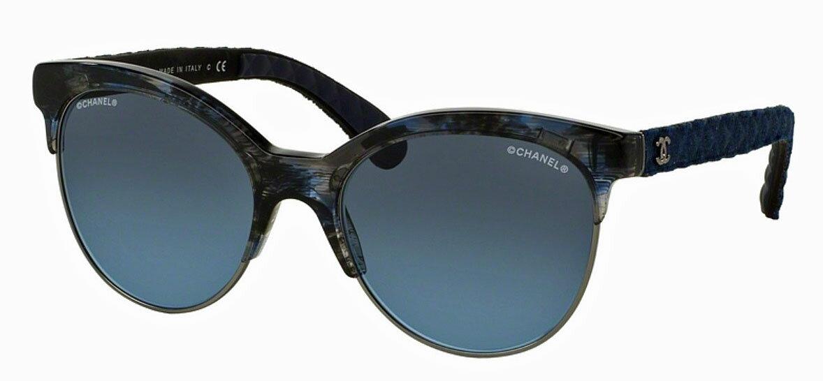 【新作】シャネル(CHANEL) サングラス ココマーク キルティング 正規品 男女兼用 商品番号CH5342 カラー番号1552/s2:眼鏡サングラス専門店 クリエンテ