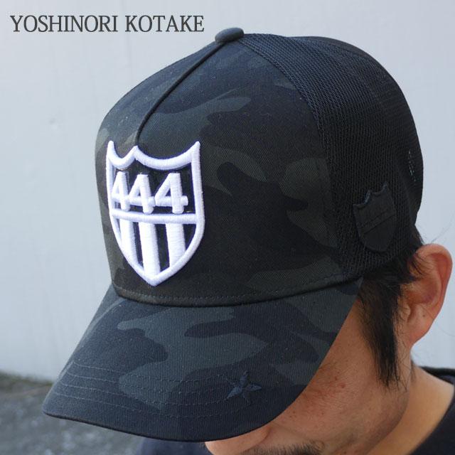 メンズ帽子, キャップ  YOSHINORI KOTAKE x BARNEYS NEWYORK 444 CAP BLACK 251000978011