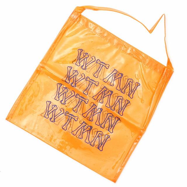 男女兼用バッグ, トートバッグ  WTAPS x min-nano FLINT BAG ORANGE (W)TAPS
