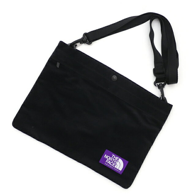 メンズバッグ, ショルダーバッグ・メッセンジャーバッグ  THE NORTH FACE PURPLE LABEL Corduroy Shoulder Bag BLACK NN7956N