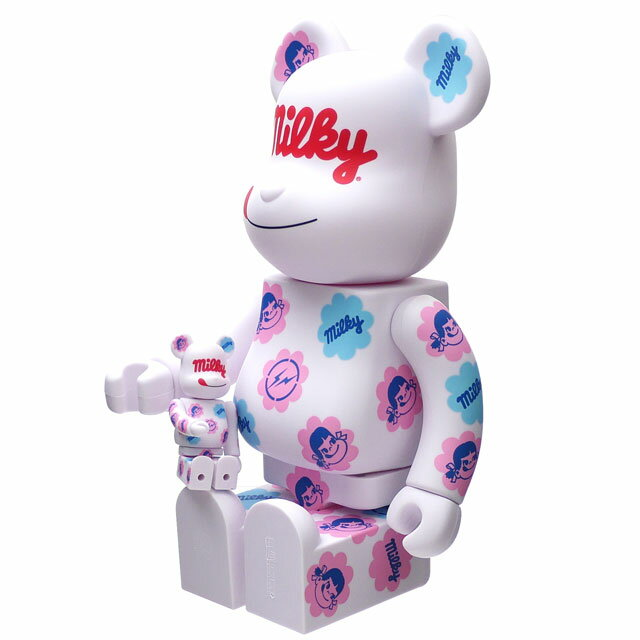 バッグ・小物・ブランド雑貨, その他  THE CONVENI x Fragment Design MEDICOM TOY MILKY BERBRICK 100 400 MULTI