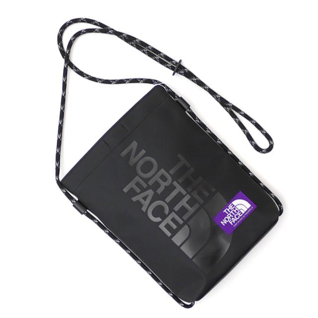 メンズバッグ, ショルダーバッグ・メッセンジャーバッグ  THE NORTH FACE PURPLE LABEL TPE Shoulder Pocket K(BLACK) NN7000N