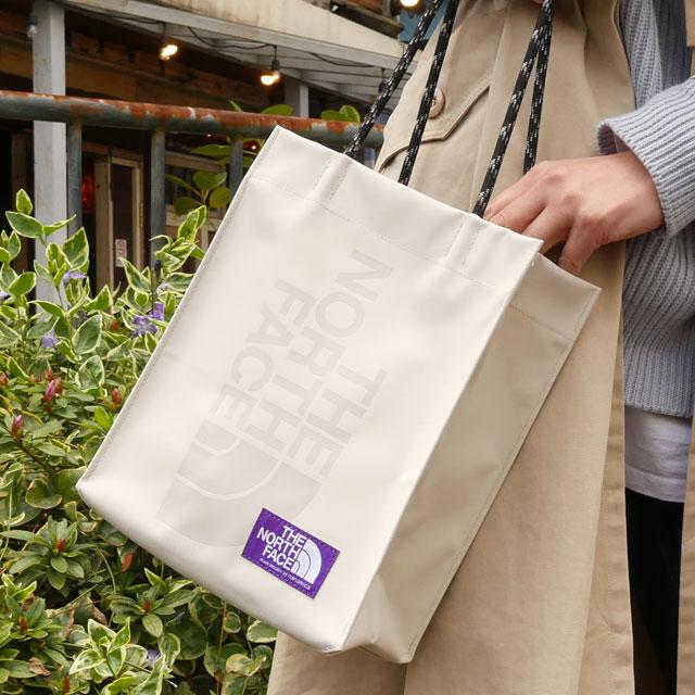 メンズバッグ, トートバッグ  THE NORTH FACE PURPLE LABEL TPE Shopping Bag S BE(BEIGE) NN7002N