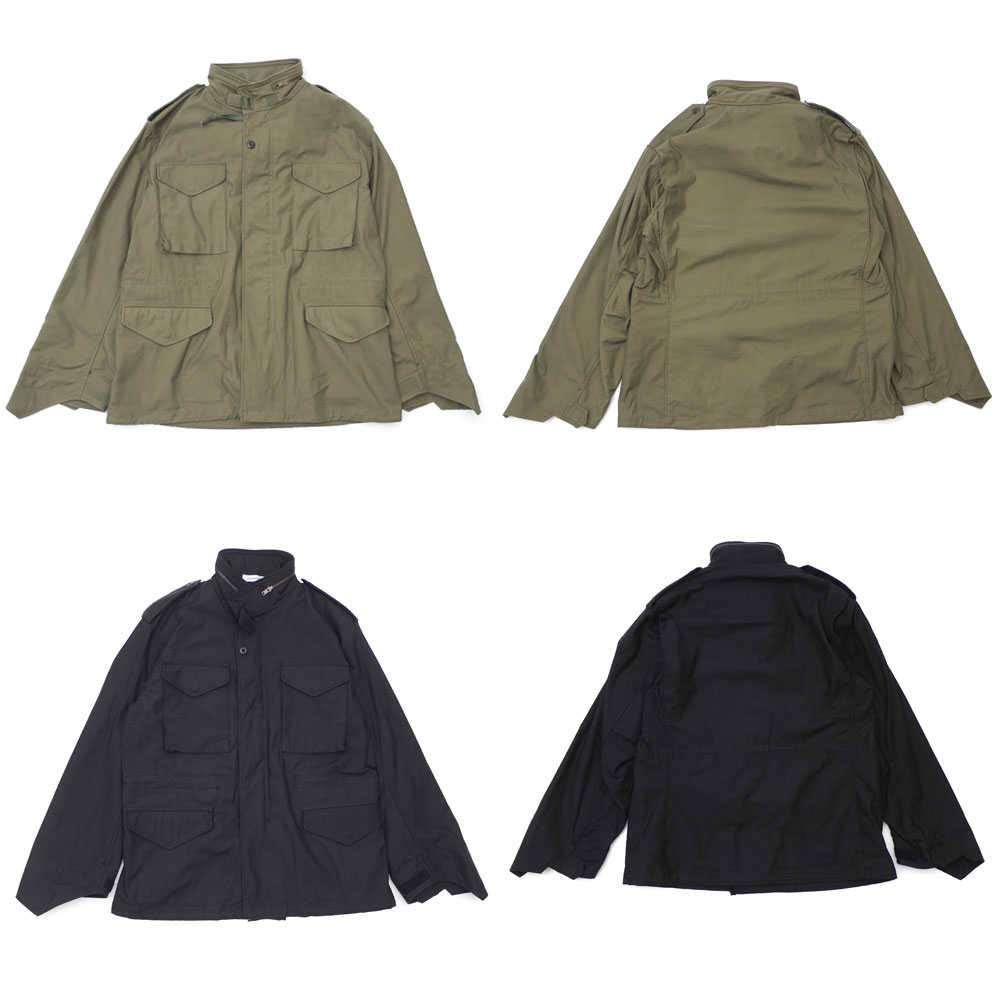 5dcf95af8a4a6 M-65 JACKET is one of the most popular items from WTAPS. It's simple but  really tough.