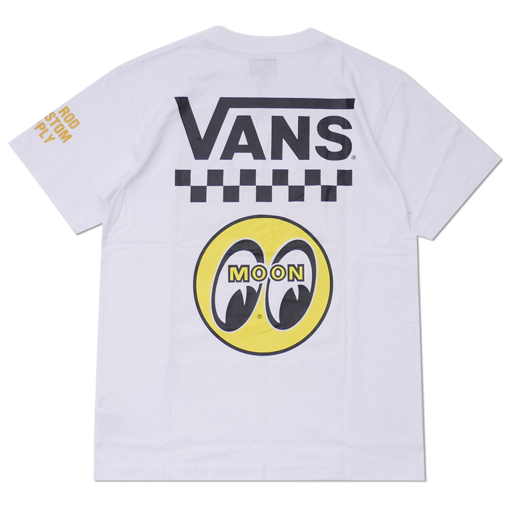 c4037efcd7 The hot collaboration of VANS x MOONEYES came true!! This model is