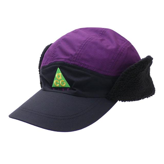 メンズ帽子, キャップ  NIKE TAILWIND ACG SHELPA CAP BLACKPURPLE AR0497-011 420000252011