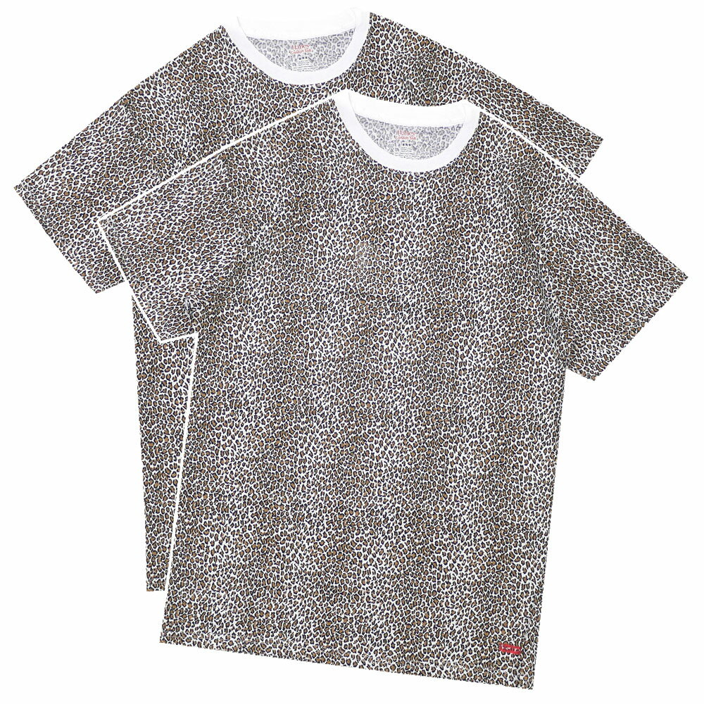 a3e1a571f The collaboration products from SUPREME x Hanes are something popular every  season! This time it got striking leopard pattern on the whole body and  small ...