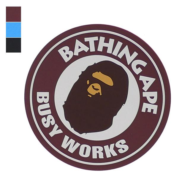 バッグ・小物・ブランド雑貨, その他  A BATHING APE 19SS BUSY WORKS RUBBER COASTER 1F20182053 290004919011