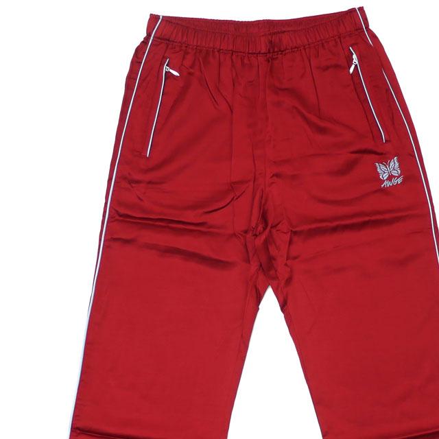 メンズファッション, ズボン・パンツ 20213 NEEDLES x AWGE Piping Track Pant RED 249000663043 39