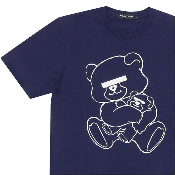 トップス, Tシャツ・カットソー  UNDERCOVER NEU BEAR TEE T NAVY