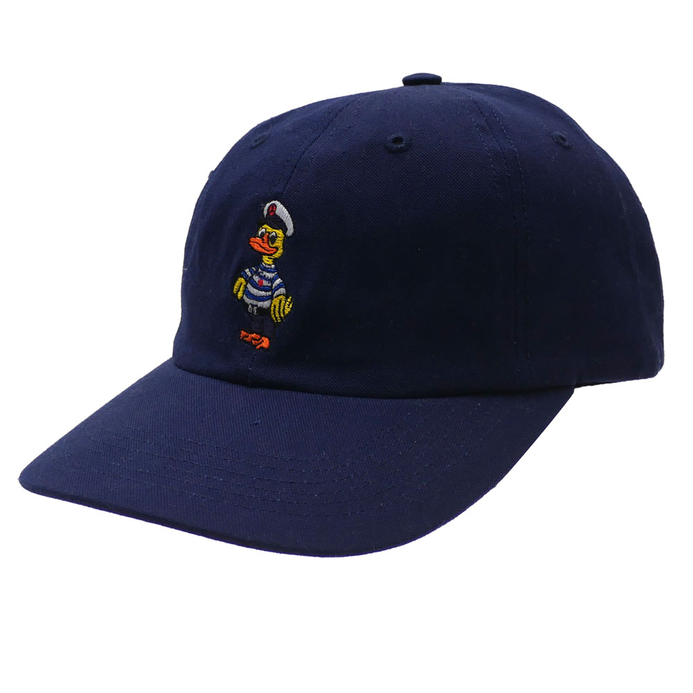 NOAH : Captain Duck 6-Panel Cap NAVY
