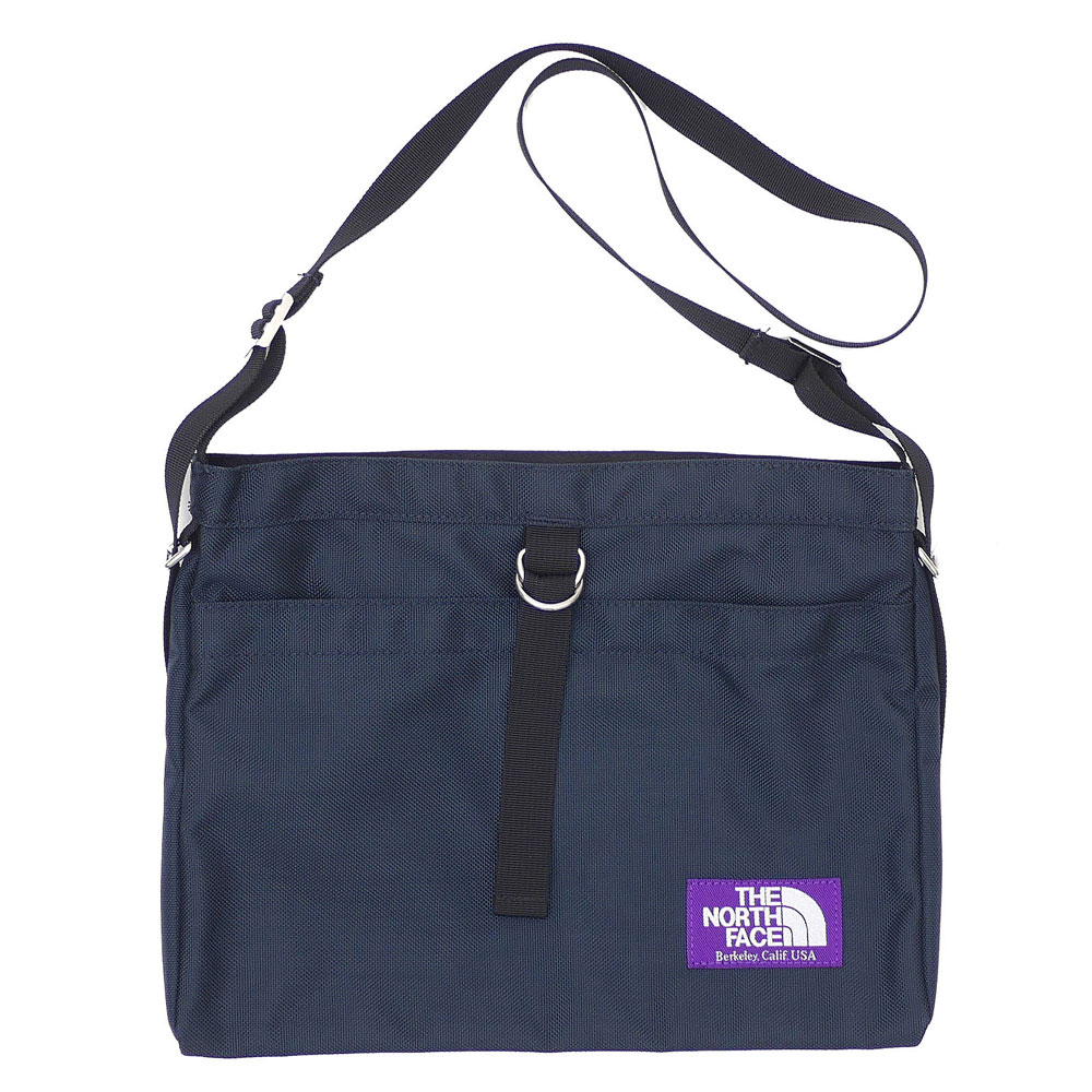 THE NORTH FACE PURPLE LABEL : Small Shoulder Bag NAVY NN7757N