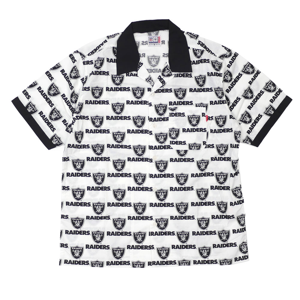 SUPREME : NFL Raiders '47 Brand S/S Shirt WHITE