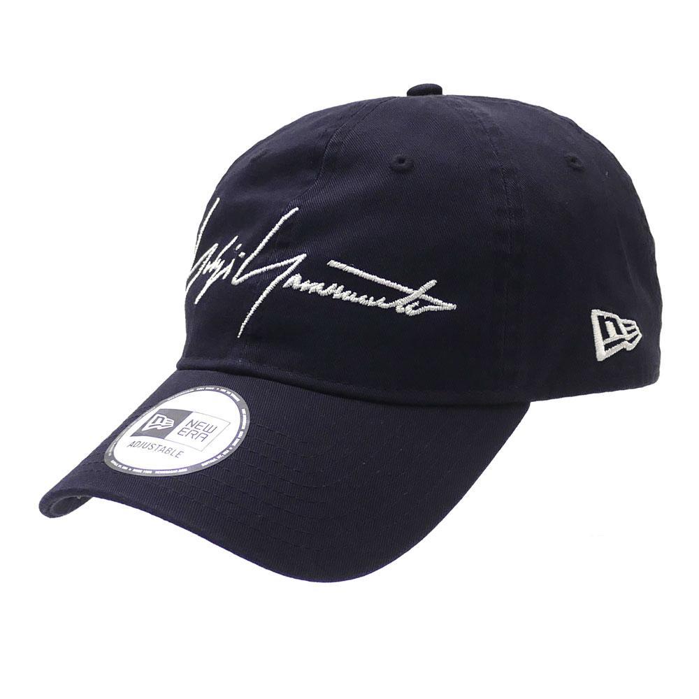 Yohji Yamamoto x NEW ERA : Signature 9THIRTY CAP NAVY