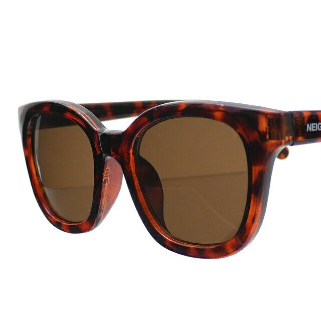 眼鏡・サングラス, サングラス  NEIGHBORHOOD WICKEDA-SHADE BROWNxBROWN 191MYNH-EW02S