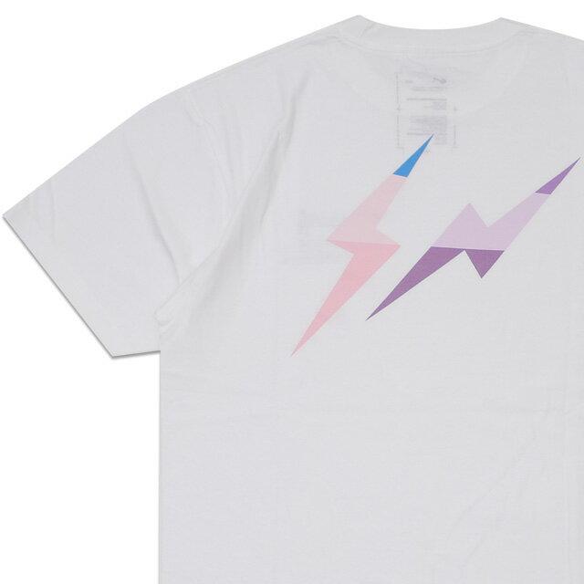 トップス, Tシャツ・カットソー 14:00 Fragment Design x POKEMON P150-151A TEE T WHITE