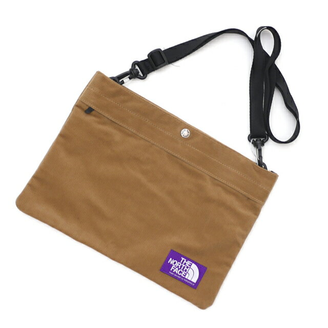 メンズバッグ, ショルダーバッグ・メッセンジャーバッグ  THE NORTH FACE PURPLE LABEL Corduroy Shoulder Bag BEIGE NN7956N