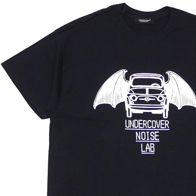 トップス, Tシャツ・カットソー 20213 14:00 UNDERCOVER TEE BATF T BLACK 39