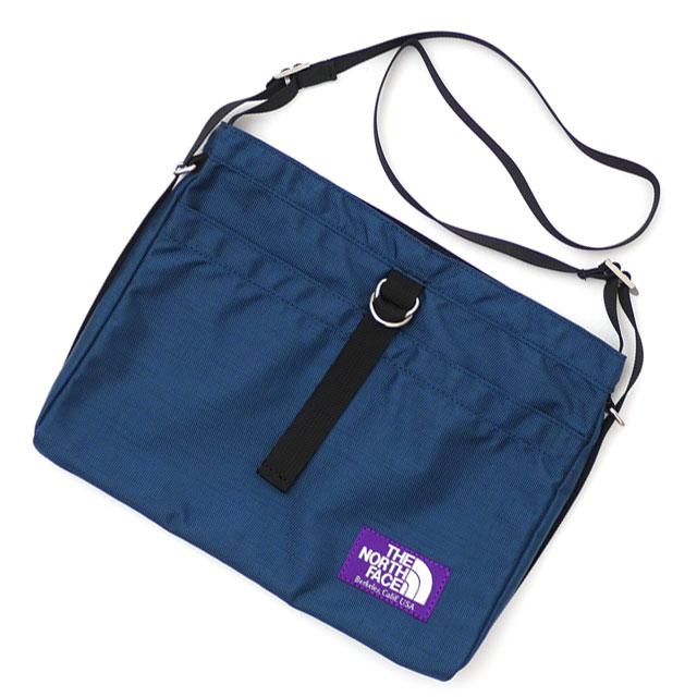 メンズバッグ, ショルダーバッグ・メッセンジャーバッグ  THE NORTH FACE PURPLE LABEL Small Shoulder Bag SN(SMOKE NAVY) NN7757N