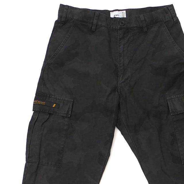 メンズファッション, ズボン・パンツ  WTAPS JUNGLE STOCK 02TROUSERS WOODLAND 201WVDT-PTM04 (W)TAPS
