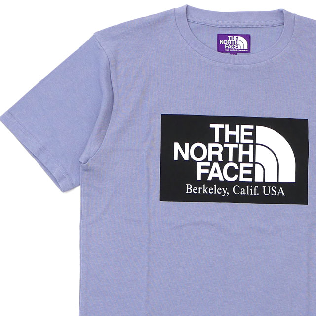 トップス, Tシャツ・カットソー 20213 THE NORTH FACE PURPLE LABEL HS Logo Tee T LA(LAVENDER) NT3953N