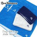 【2021年3月度 月間優良ショップ受賞】 新品 ロンハーマン RHC Ron Herman Surf All Day Bath Towel バスタ...