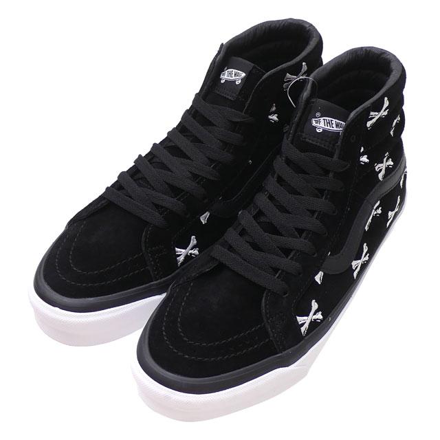 メンズ靴, スニーカー  WTAPS x VANS VAULT 20AW OG SK8-HI LX BLACK 2020AW 202BWVND-FWM01S (W)TAPS