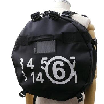 【2021年3月度 月間優良ショップ受賞】 新品 ザ・ノースフェイス THE NORTH FACE x メゾン・マルジェラ Maison Margiela Circle Base Camp backpack バックパック BLACK ブラック 黒 S63WA0021 メンズ レディース 新作