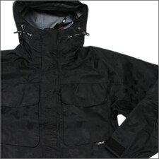 ABATHINGAPE(エイプ)GORE-TEXビッグポケットジャケット【新品】BLACK